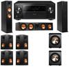 Klipsch RP-260F Tower Speakers-RP-450C-PL-200-7.2-Pioneer Elite SC-85