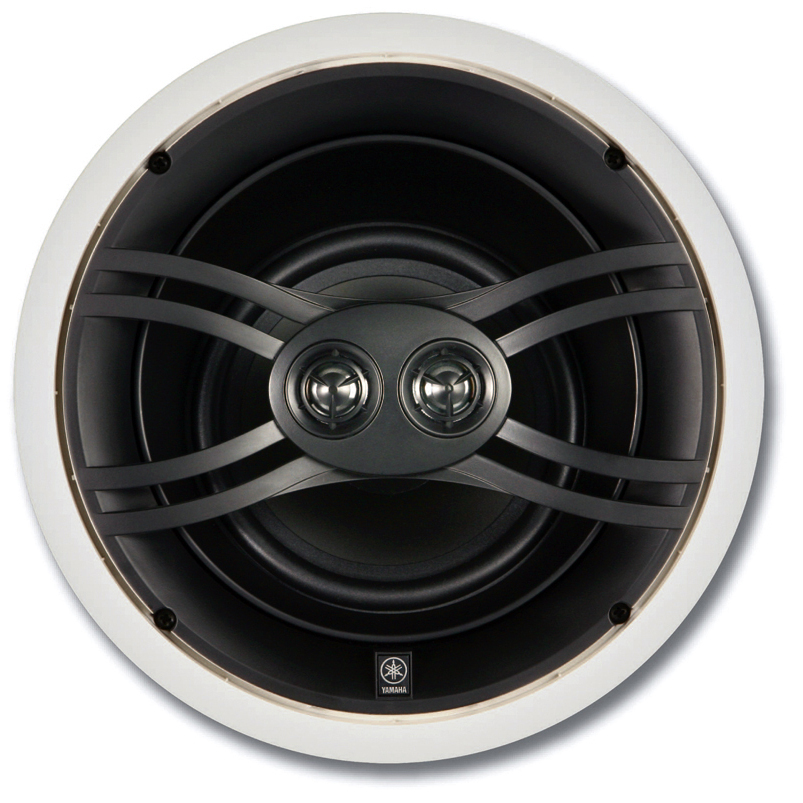 Yamaha NS-IW280CWH 3-way In-Ceiling Speaker System
