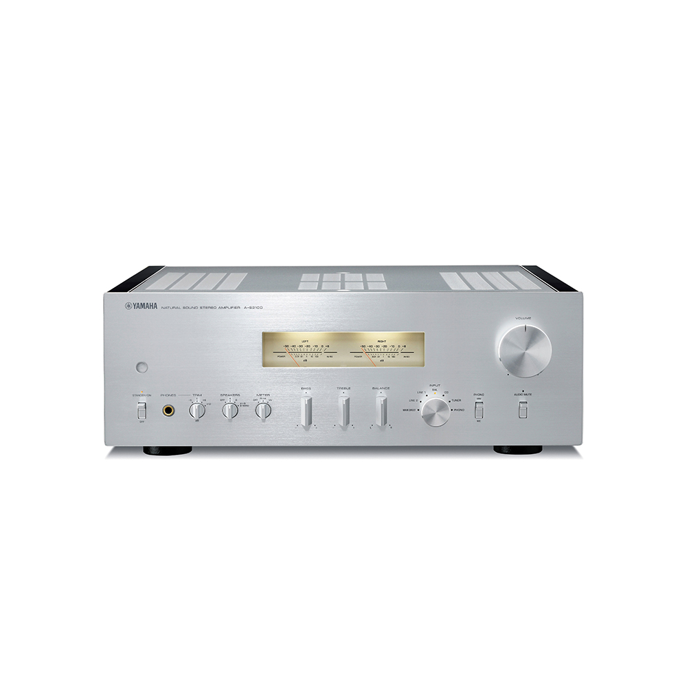 Yamaha A-S2100SL Silver Hi-Fi Integrated Amplifier
