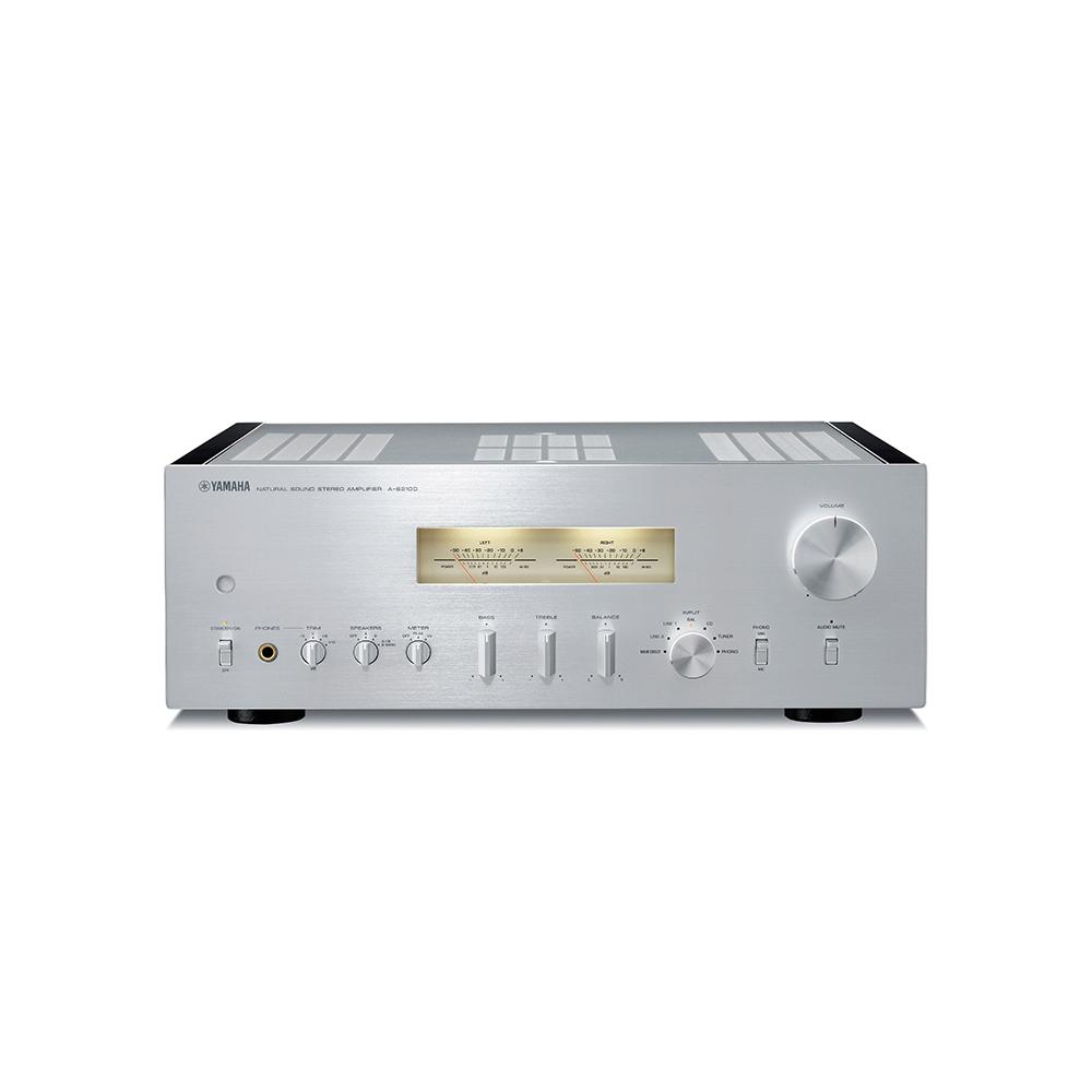 Yamaha A-S2100SL Silver Hi-Fi Integrated Amplifier