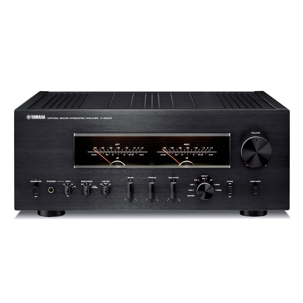 Yamaha A-S3000SL Black Hi-Fi Integrated Amplifier