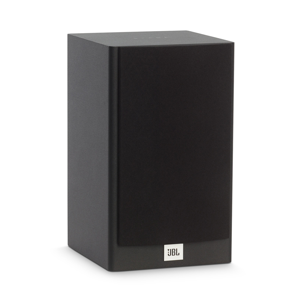 JBL Stage A120-BLK Black Bookshelf Loudspeakers - Pair