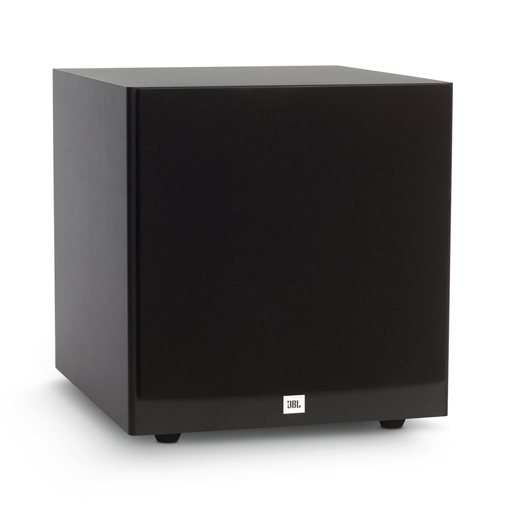 JBL Stage A120P-BLK Black Subwoofer