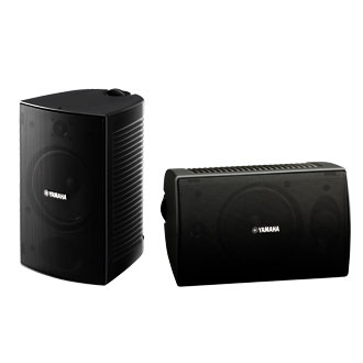 Yamaha NS-AW294BL High Performance Outdoor Speakers