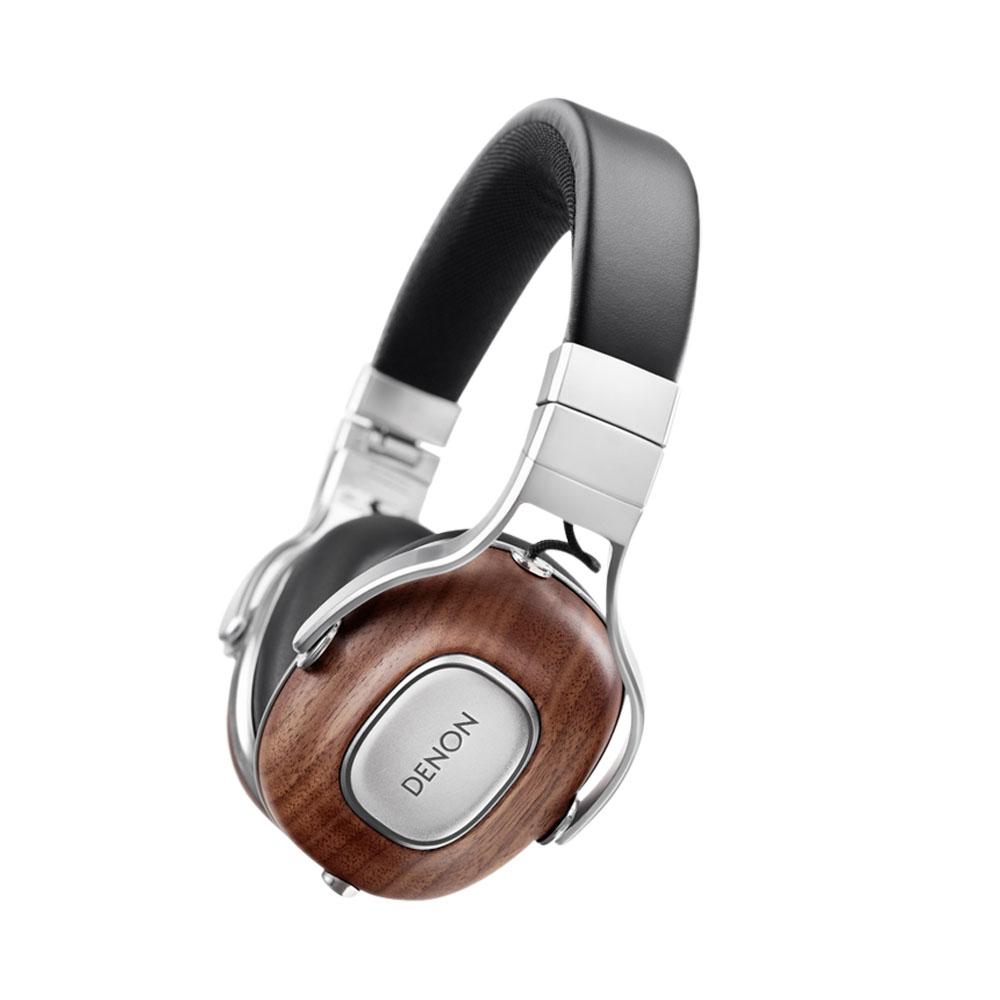 Denon AH-MM400 Walnut Quality Over Ear Headphone
