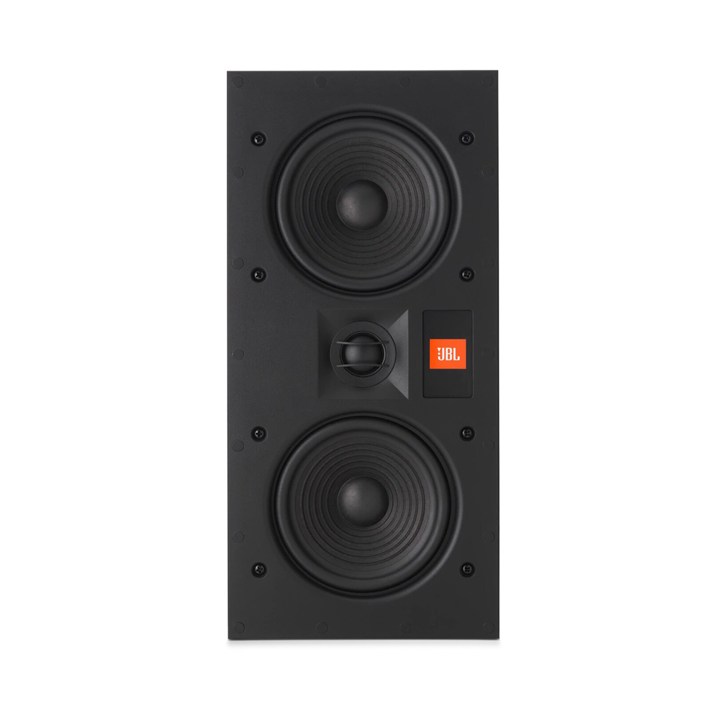 """JBL Arena 55IW In-Wall Loudspeaker with 2 x 5-1/4"""" Woofers"""