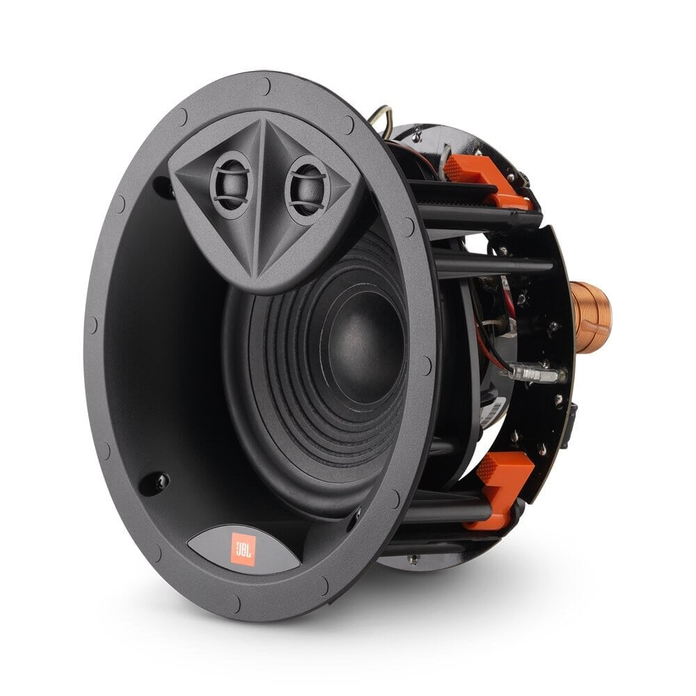"JBL Arena 6ICDT Stereo In-Ceiling Loudspeaker with 6-1/2"" Woofer"