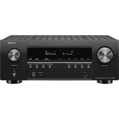 Denon AVR-S960H Black Receiver