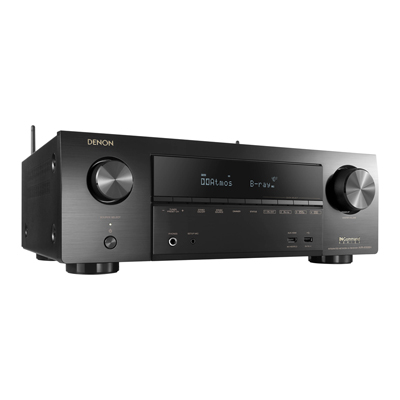 Denon AVR-X1500H Black 7.2 Channel A/V Receiver