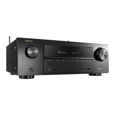 Denon AVR-X1500H Black 7.2 Channel A/V Receiver