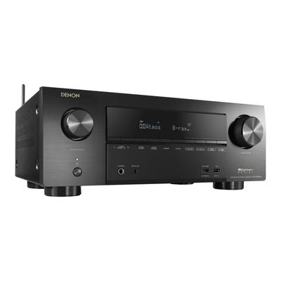 Denon AVR-X2500H Black 7.2 Channel A/V Receiver