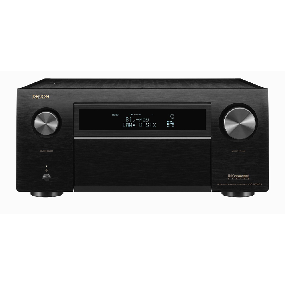Denon AVR-X8500H 13.2 Channel Network Receiver - Black