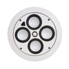 AccuFit Ultra Slim Three In-Ceiling Speakers