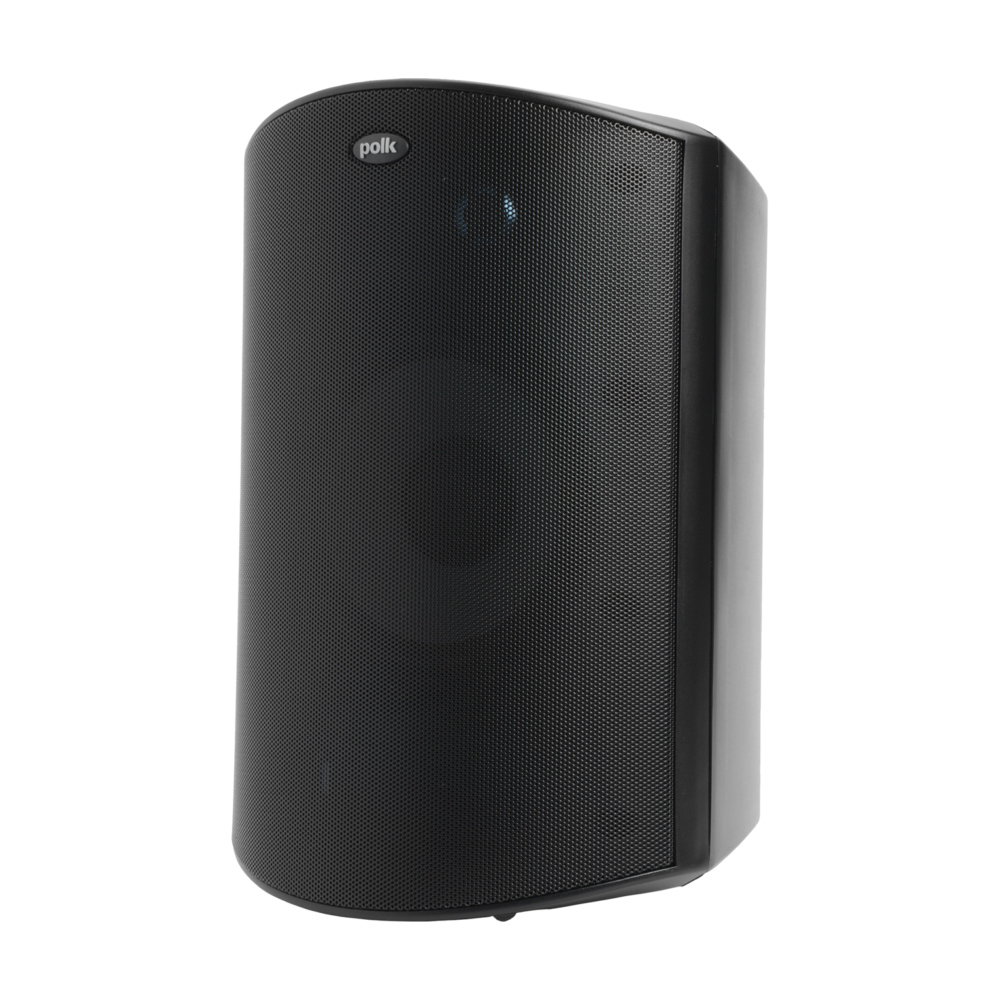 Polk Audio Atrium-8-SDI-BLK Black High Performance All Weather Outdoor Loudspeaker