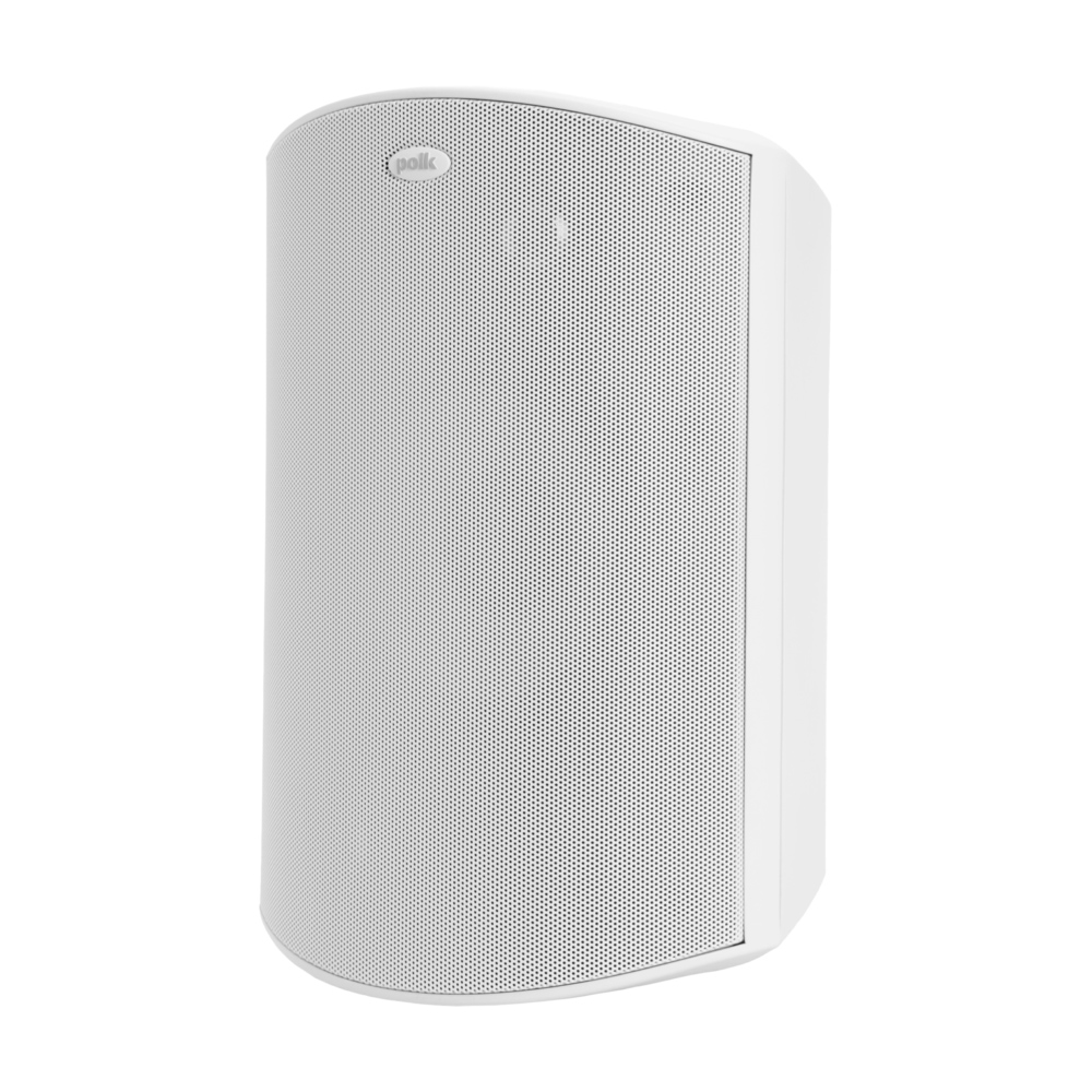 Polk Audio Atrium-8-SDI-WH White High Performance All Weather Outdoor Loudspeaker