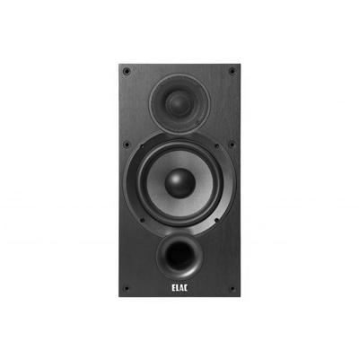 Elac Debut 2.0 B6.2 Black 2-way Bookshelf Speakers