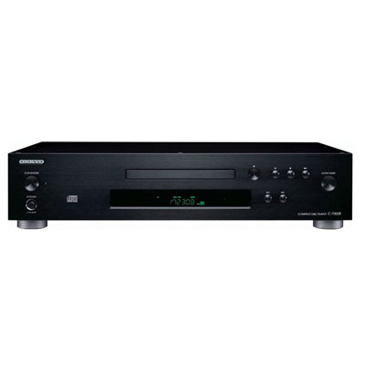 Onkyo C-7000R Audiophile-Grade Compact Disc Player - Black