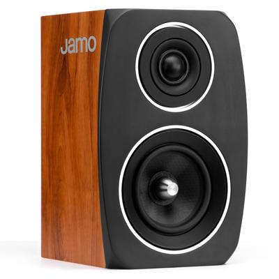 Jamo C 91 Da Bookshelf Speaker Dark Apple Pair