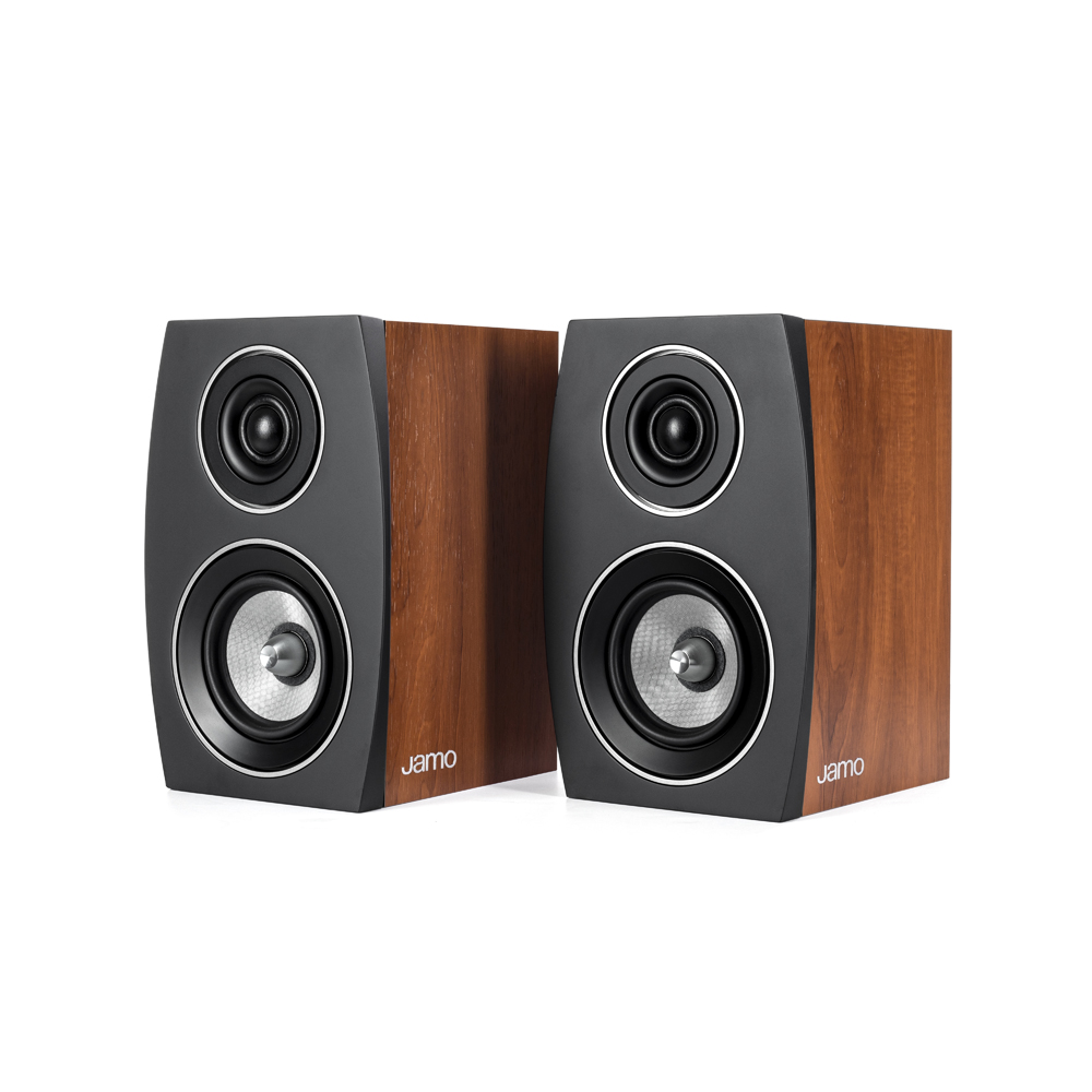 Jamo Concert Series C 91 II Dark Apple Bookshelf Speaker