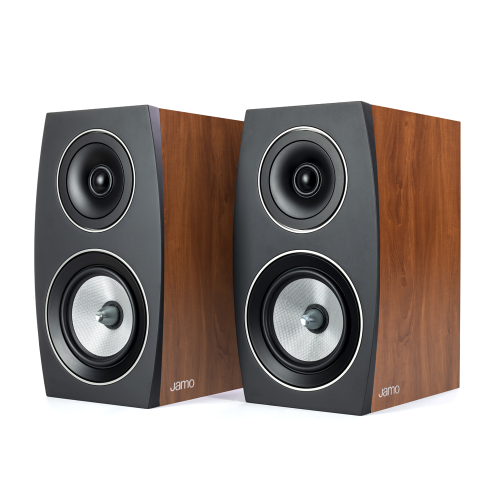 Jamo Concert Series C 93 II Dark Apple Bookshelf Speaker