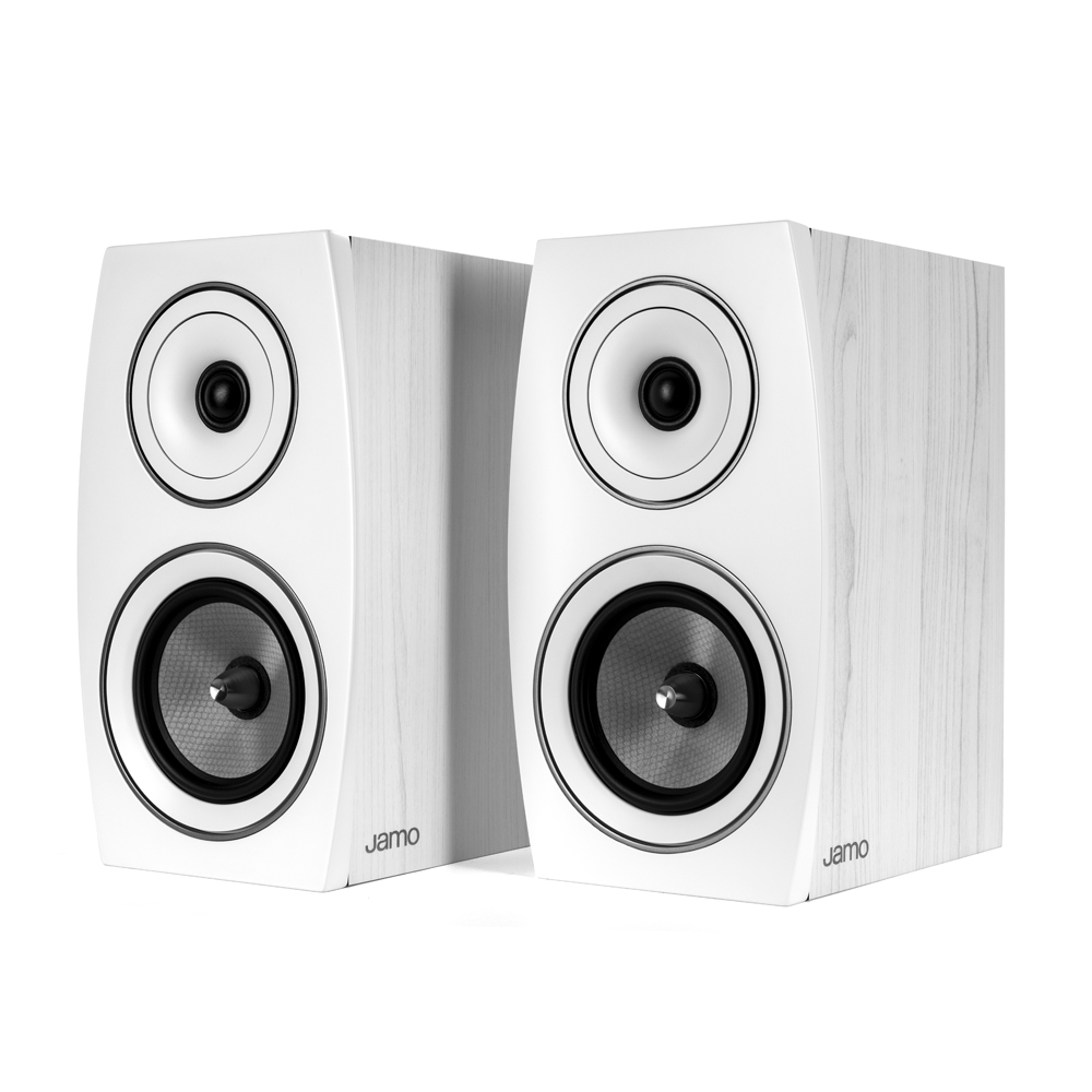 Jamo Concert Series C 93 II White Oak Bookshelf Speaker