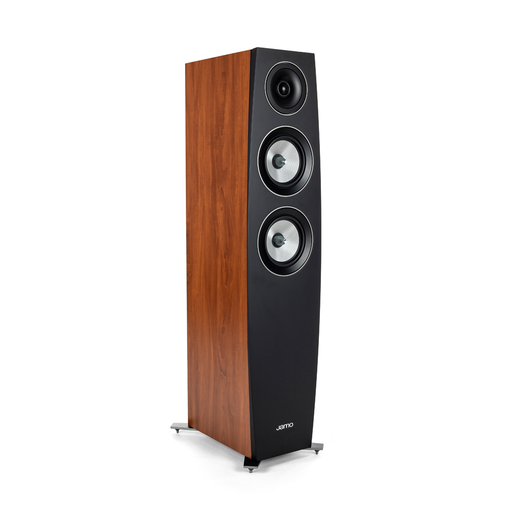 Jamo Concert Series C 95 II Dark Apple Floorstanding Speaker