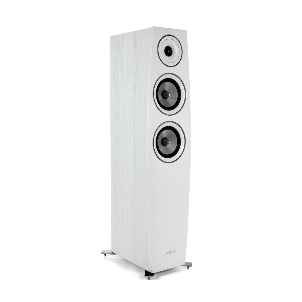 Jamo Concert Series C 95 II White Oak Floorstanding Speaker