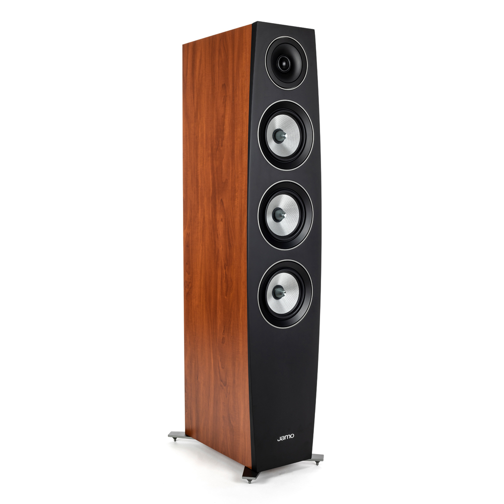 Jamo Concert Series C 97 II Dark Apple Floorstanding Speaker
