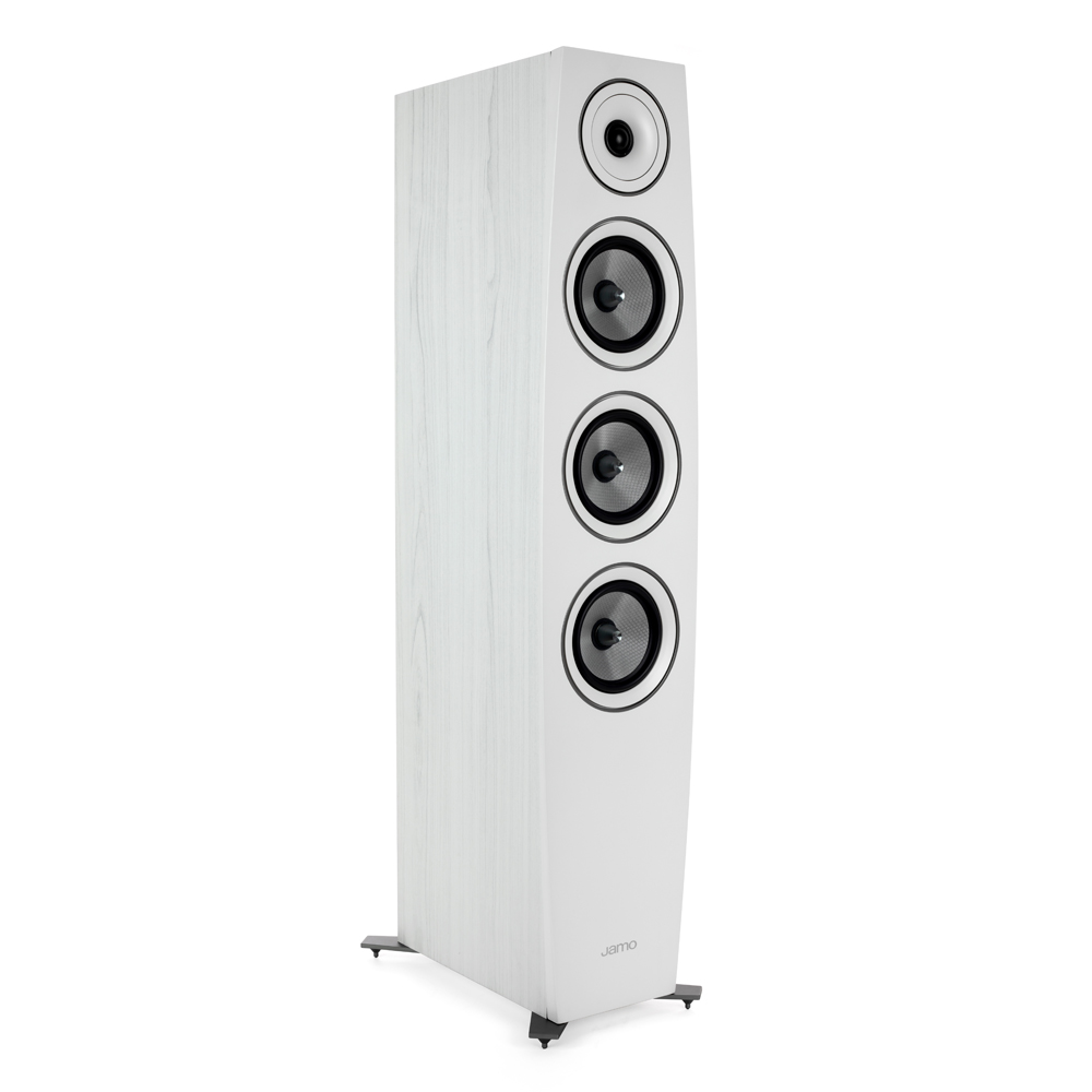 Jamo Concert Series C 97 II White Oak Floorstanding Speaker