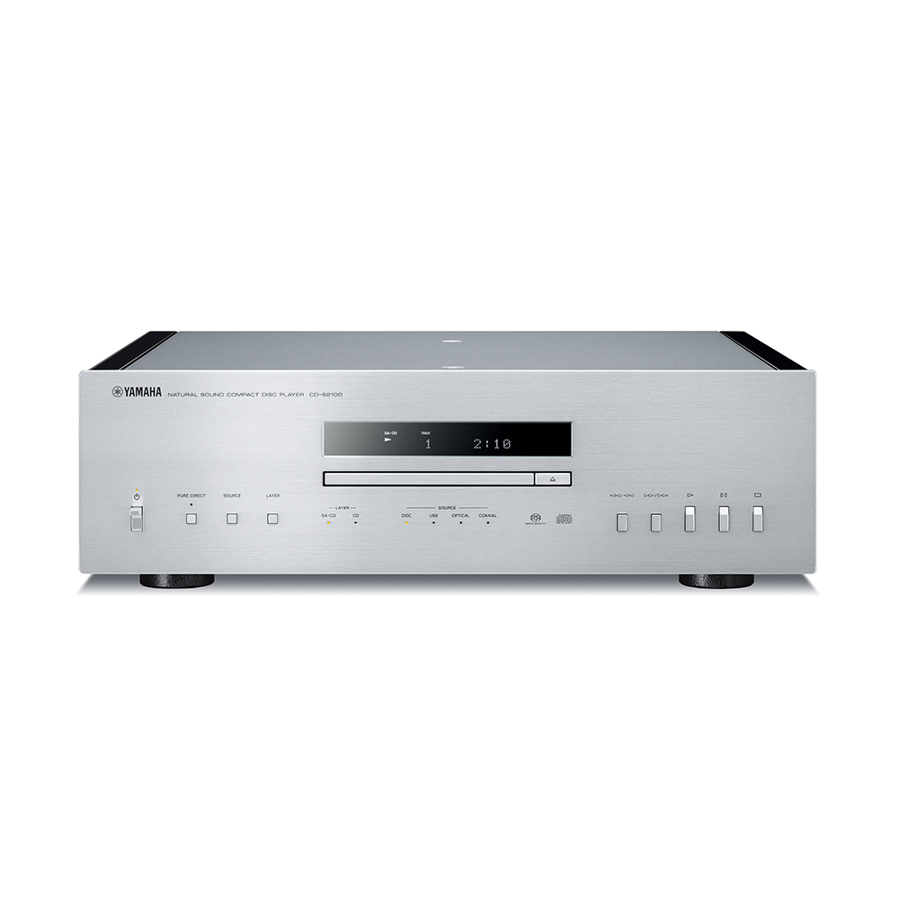 Yamaha CD-S2100SL Silver Hi-Fi CD Player