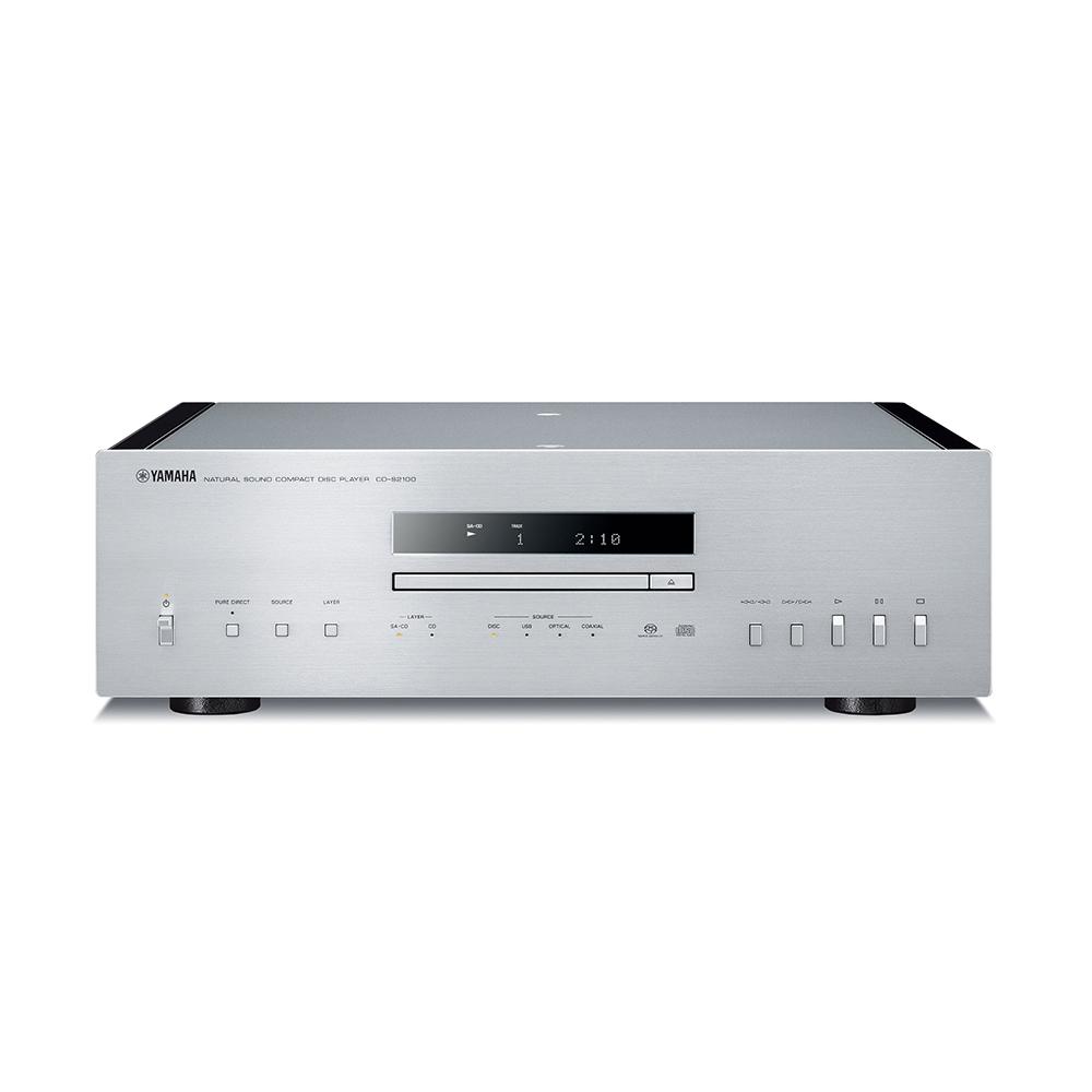 Yamaha CD-S2100SL Silver Hi-Fi CD Player