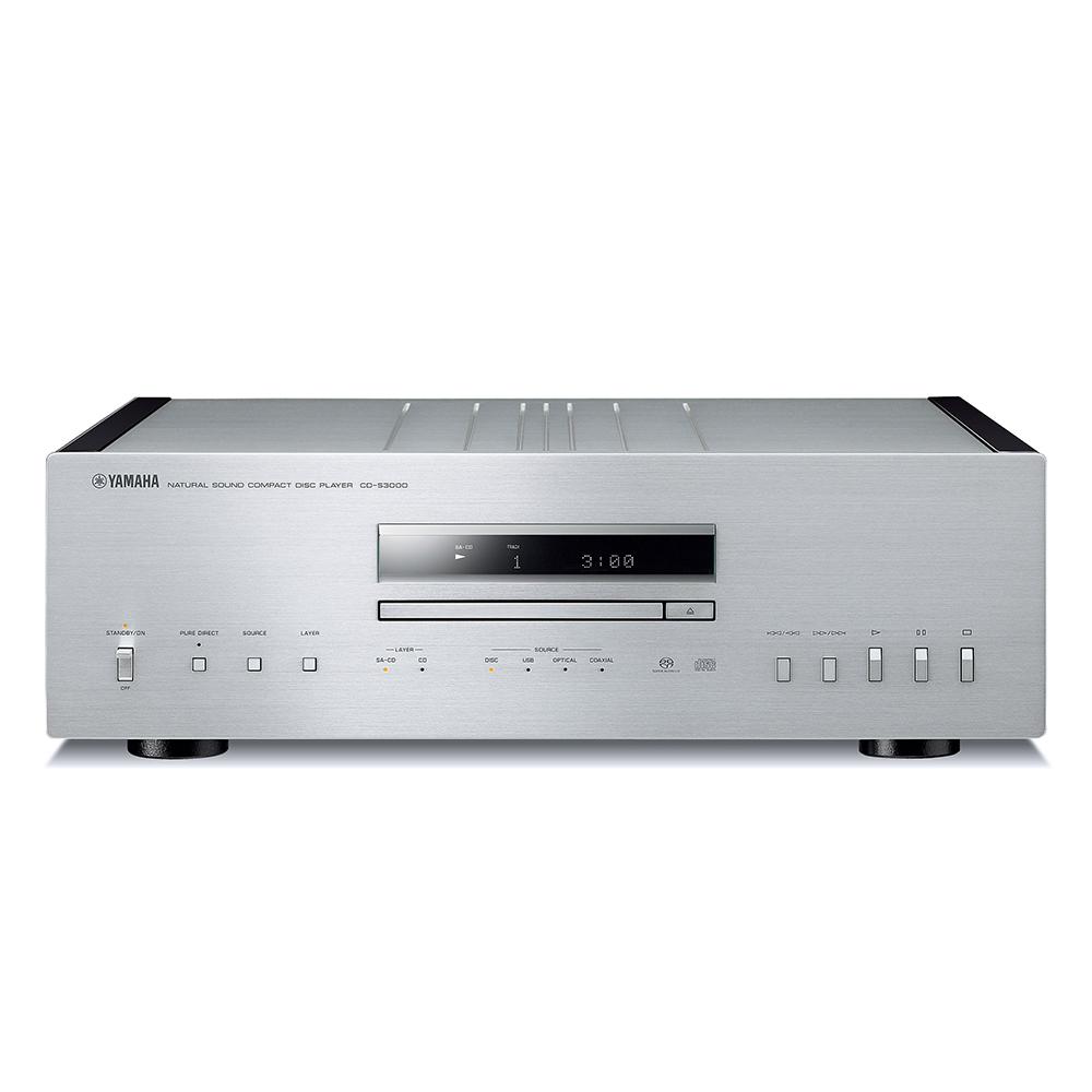 Yamaha CD-S3000SL Silver Hi-Fi CD Player