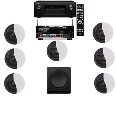 Klipsch CDT-2650II In-Ceiling System #13