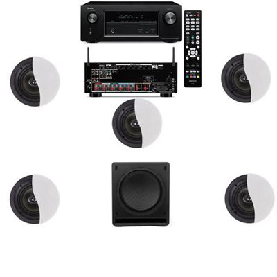 Klipsch CDT-2650II In-Ceiling System #12