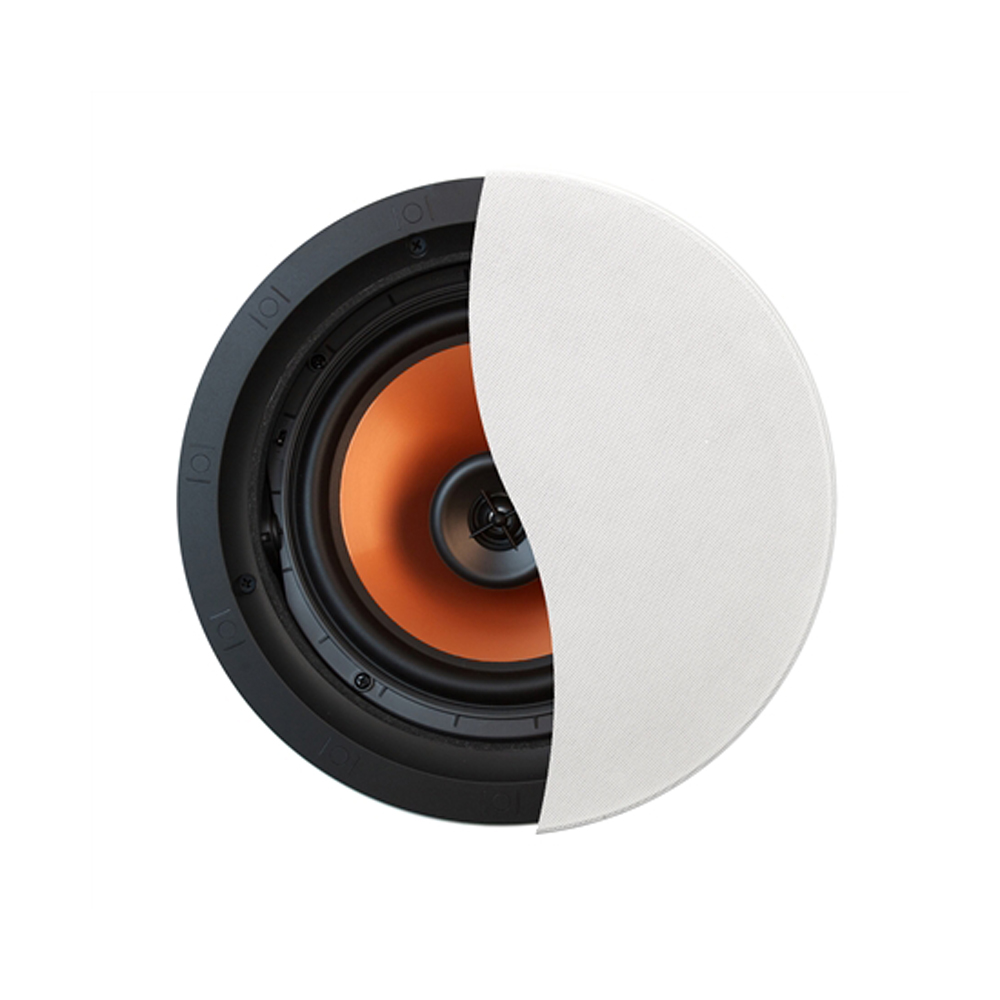 Klipsch CDT-3800-C-II White In-Ceiling Speakers