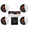 Klipsch CDT-5800-CII In-Ceiling System #21 - Black