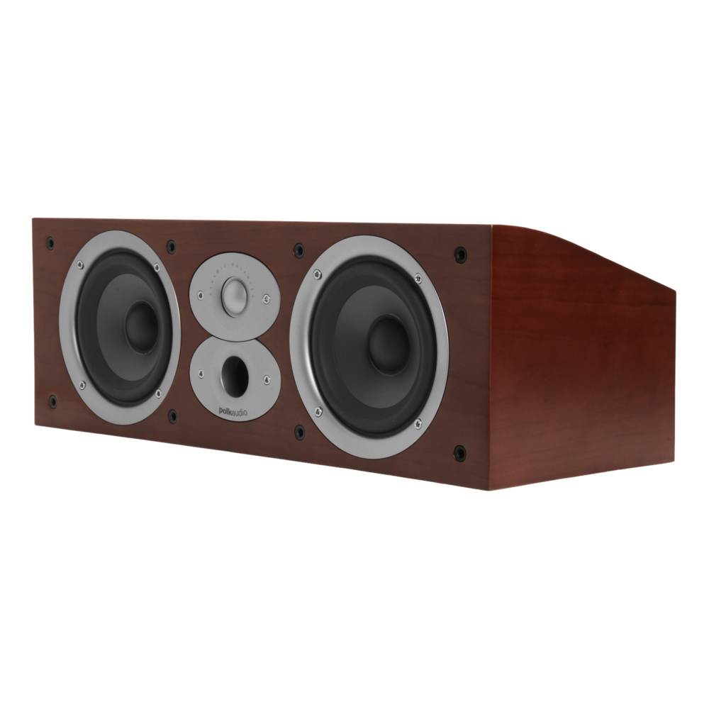 Polk Audio RTiA Series CSiA4-CH Cherry High Performance Center Channel Speaker