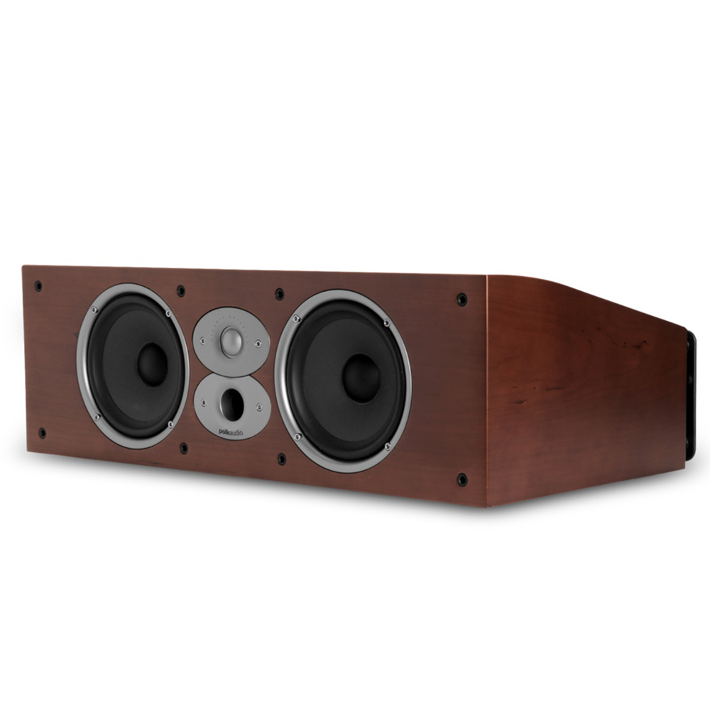 Polk Audio RTiA Series CSiA6-CH Cherry High Performance Center Channel Speaker