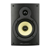 Wharfedale Crystal Series 4-inch 2-Way CR4.1 Black Ash Bookshelf Speaker - Pair