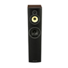 Wharfedale Crystal Series 3-Way CR4.3-W Walnut Floorstanding Speaker with 6.5-inch Bass Driver - Pair