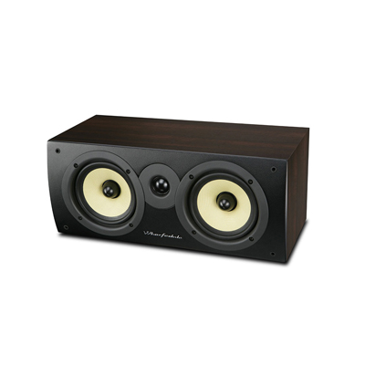 Wharfedale Crystal Series CR4.C-W Walnut Center Channel Speaker