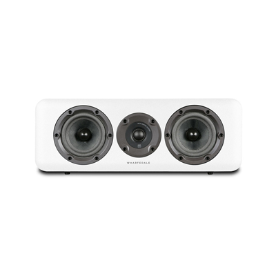 Wharfedale D300 Series Standard D300C-WH White Center Channel Speaker