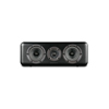Wharfedale D300 Series Standard D300C Black Center Channel Speaker