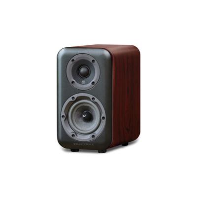 Wharfedale D300 Series 4-inch 2-Way D310-R Rosewood Bookshelf Speaker - Pair