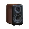 Wharfedale D300 Series 4-inch 2-Way D310-W Walnut Bookshelf Speaker - Pair