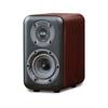 Wharfedale D300 Series 5.25-inch 2-Way D320-R Rosewood Bookshelf Speaker - Pair