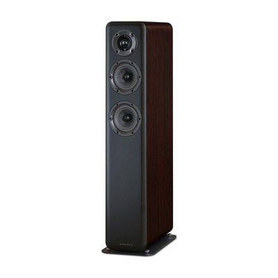 Wharfedale D300 Series 2.5-Way D330-R Rosewood Floorstanding Speaker - Pair