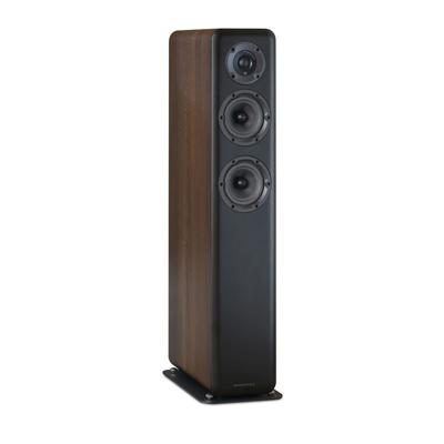 Wharfedale D300 Series 2.5-Way D330-W Walnut Floorstanding Speaker - Pair