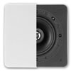 Definitive Technology DI 5.5S Square In-Wall/In-Ceiling Speaker- White