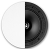 Definitive Technology DI 8R Disappearing Round In-Wall/In-Ceiling Loudspeaker- White